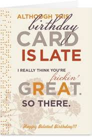 Meme Happy Birthday Card - birthday card messages for friends funny lovely 100 funny happy