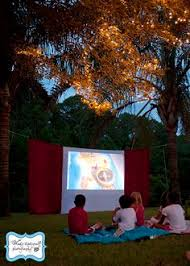 Backyard Movie Party by Backyard Movie Camp Out Theme Valery Camp Party Pinterest