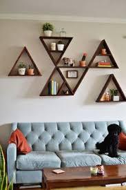 Living Room Wall Shelving by Diseño De Interiores Decor Pinterest Diy Bedroom Planked