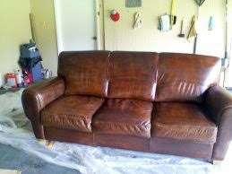 Dye For Leather Sofa Re Dye Leather Chairs Superb How To Stain Leather Sofa 11
