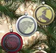 of thrones sigil ornament set house sigil of thrones