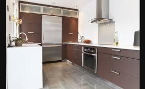 cuisine couleur vanille vanille et chocolat nouvelle cuisine design