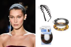 zig zag headband 6 ways to get runway hair from your the drugstore popcornfashion