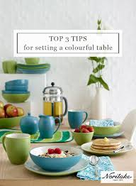noritake cutie 37 best colourful tableware images on tableware table
