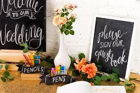 wedding chalkboard 3 cheap and easy ways to diy chalkboard wedding signs brit co