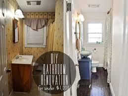 diy home renovation on a budget diy budget bathroom renovation reveal beautiful matters