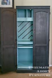 Pine Computer Armoire by Best 25 Computer Armoire Ideas On Pinterest Craft Armoire