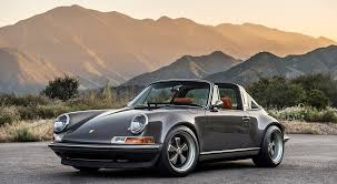 porsche 911 vintage the re imagined singer porsche 911 targa thecoolist