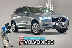 volvo jeep premium suv of the year 2017 volvo xc60 new car awards 2017