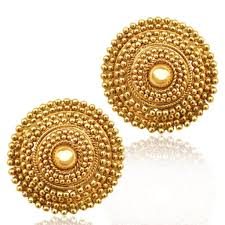 gold earring studs designs different styles of stud earrings anextweb