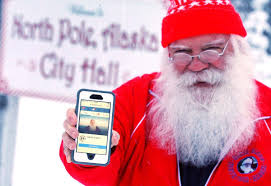 santa claus house north pole ak north pole u0027s santa claus back on facebook after proving it u0027s his