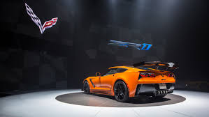 corvette corvette zr1 shines even brighter with the sebring orange design