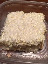 coconut tres leches cake tenaciously yours