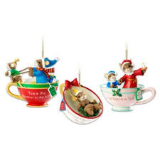 236 best hallmark ornaments images on pinterest mice christmas