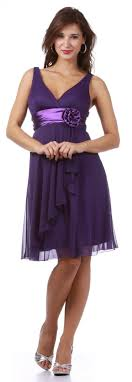 purple dresses for weddings knee length best 25 purple bridesmaid dresses ideas on