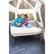 coleman cing table walmart airbed cot queen coleman