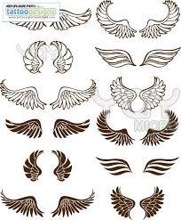 wings tattoos tattoos i want 翅膀logo