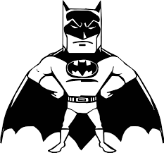 batman cartoon aby coloring page wecoloringpage