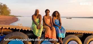 australian made aboriginal clothing and unique fabrics bima wear