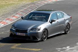 lexus suv parts spyshots lexus gs f performance sedan prototype features trd