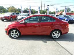 used 2012 chevrolet sonic ltz madison in craig toyota