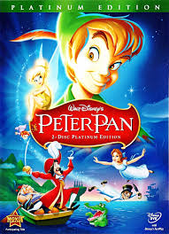 peter pan after watching this movie i sprinkled glitter on myself
