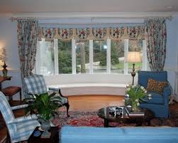 Dining Room Bay Window Treatments - bow window treatments dining room window treatment best ideas bow