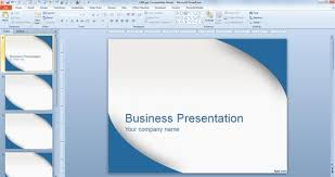 ppt presentations template of ppt presentation applying a template