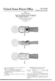 patent usd191210 golf club cover google patents
