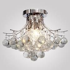 3 Bulb Ceiling Light Fixture Mossi 3 Bulbs Modern Ceiling Light Flushmount