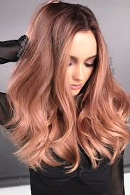 best 20 rose gold highlights ideas on pinterest rose gold