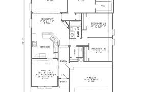small one level house plans modern house plans small one level plan with open floor wrap around