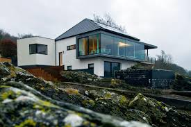 house design in northwest scotland has the edge home the times