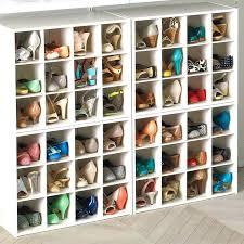 Shoe Rack For Closet Door Shoes Rack Closet Cool Pair Shoe Organizer Closet Shoe Organizer