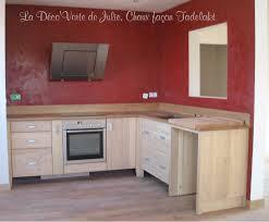 enduit decoratif cuisine album la cuisine la déco verte de julie la décoration écologique