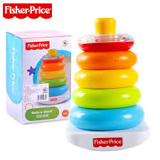 baby plastic rings images Fisher price tumbler rings kids baby toys stacking ring rainbow jpg