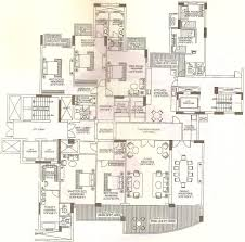 Sq Ft 5825 Sq Ft 5 Bhk 5t Apartment For Sale In Dlf Magnolias Sector 42