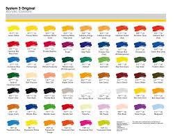 daler rowney system 3 original acrylic paint victoria art gallery