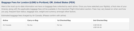 air travel does everyone get one free checked baggage allowance