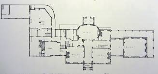 New England House Plans Historic Interiors A Country House Near Boston The Down East