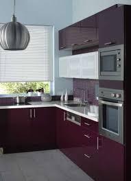 meuble de cuisine aubergine comment associer la couleur aubergine en d coration co cool com