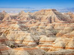 Badlands National Park Map The Best National Park Road Trips In The U S Photos Condé