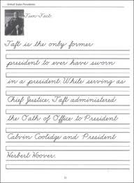presidents worksheets 44 united states presidents character