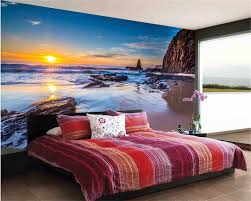 beibehang custom photo wallpaper mural 3d large coast beach sunset beibehang custom photo wallpaper mural 3d large coast beach sunset landscape living room sofa bedroom wallpaper
