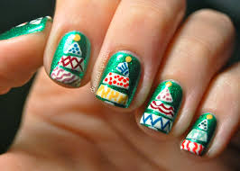 gorgeous christmas themed manicures for the holiday u2013 fix8