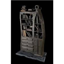 nightmare before christmas bedroom jack s bedroom bookcase from the nightmare before christmas