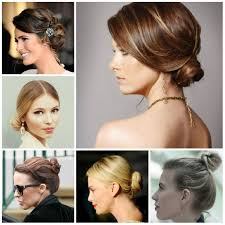 updo hairstyles for short hair bun hairstyles for short hair 2016