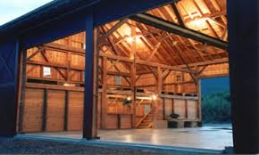 Loft Barn Plans by Timber Barn Homes Timber Frame Barn Plans Timber Frame Barn Plans