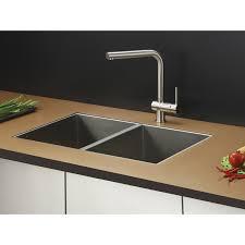 30 Kitchen Sinks by Ruvati Rvh7350 Undermount 16 Gauge 30 U2033 Kitchen Sink Double Bowl