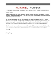 machinist cover letter 28 images professional cnc machinist